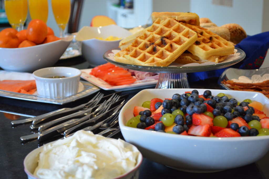A Weekend Brunch photo copyright 2015 Alex R