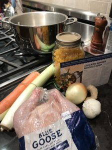 Blue Goose Pure Foods Whole Chicken