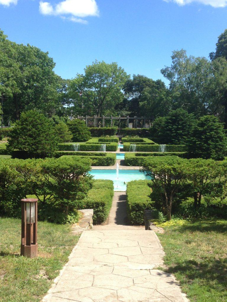 Toronto's High Park Gardens