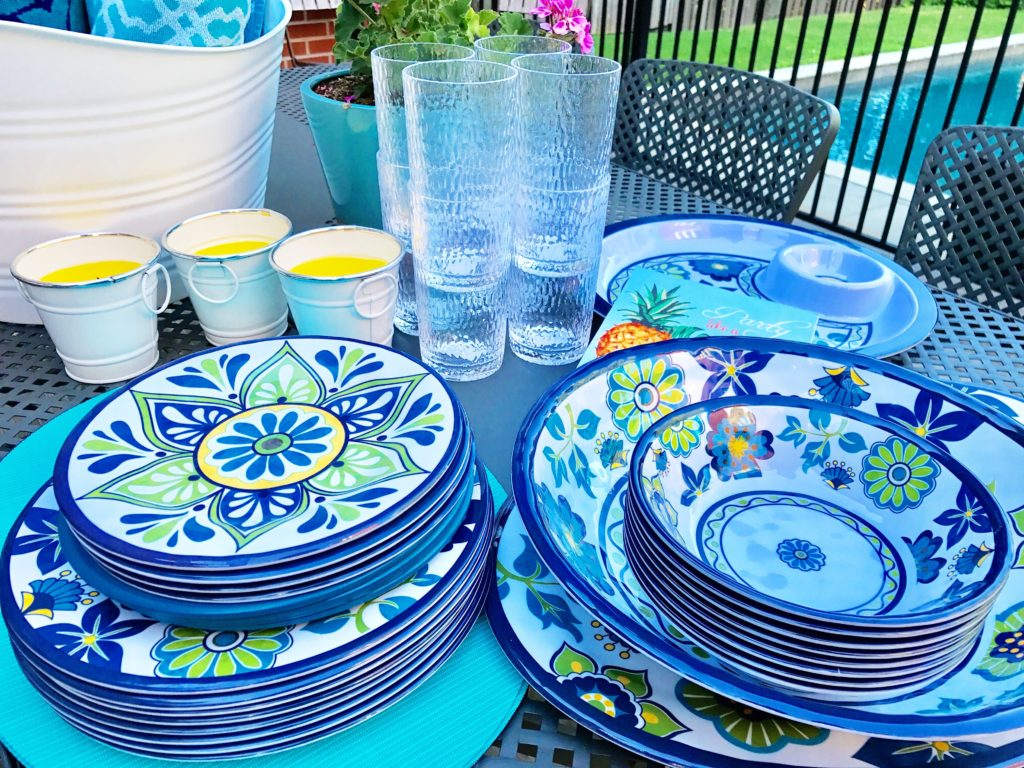Outdoor Tableware from Kitchen Stuff Plus