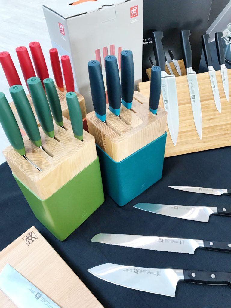 Zwilling/Henckels Knives